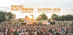 PIKNIC ÉLECTRONIK 2018 | Le ciel s'éclaircit avec Anthony Naples et Floorplan