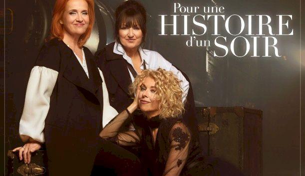 Pour une histoire d'un soir (Marie-Denise Pelletier, Marie Carmen et Joe Bocan)