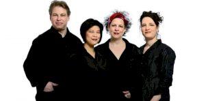 Entrevue avec le Quatuor Bozzini | Le violon qui voyage