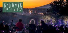 Rallumer les étoiles : Des événements télévisés et en présentiel à Victoriaville et Béthanie avec Damien Robitaille, Les Soeurs Boulay, Ariane Moffatt et plus!