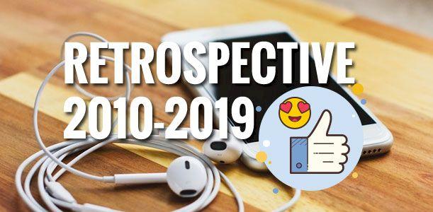 Rétrospective 2010-2019