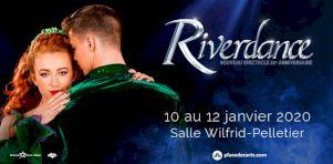 Nouveau spectacle de Riverdance pour le 25e anniversaire à Montréal en janvier 2020