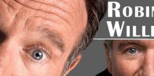 Robin Williams à Montréal en décembre 2012