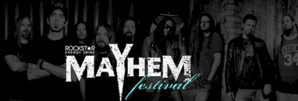 Rockstar Energy Drink Mayhem Tour