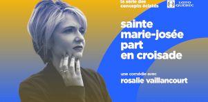 Festival Juste pour Rire 2020 | Alec Pronovost nous présente Sainte Marie-Josée part en croisade