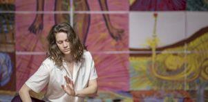 Sarah Dell'Ava présente Or à TANGENTE | Chercher le geste (et son désir de le poser)