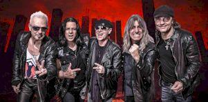 Scorpions à Québec et Montréal en juin