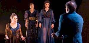 Strindberg par le Théâtre de l'Opsis à L'Espace Go | Jean-François Casabonne est prodigieux
