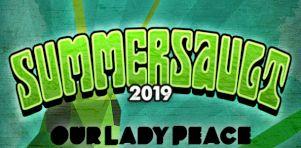Our Lady Peace annonce le retour du Summersault Festival au Québec en septembre 2019