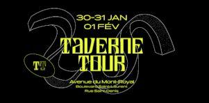 Taverne Tour 2019 | 4 parcours selon vos besoins