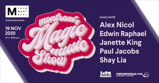 The Montreal Magic Music Show