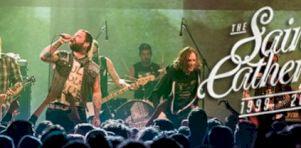 Entrevue vidéo: The Sainte Catherines préparent leurs shows d'adieu