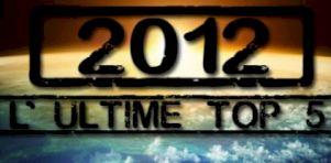 Rétrospective 2012 | Top 5 – Les chansons les plus accrocheuses