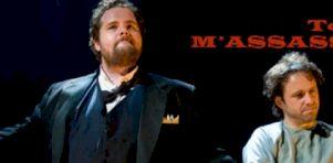 Critique théâtre: Tout ça m'assassine à la Cinquième salle
