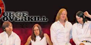 Urge Overkill à Montréal en juillet 2011