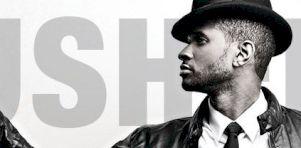 Usher à Montréal en novembre 2014