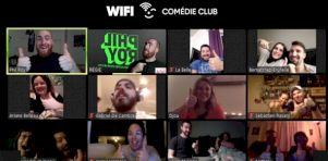 Phil Roy présente le WiFi Comédie Club!