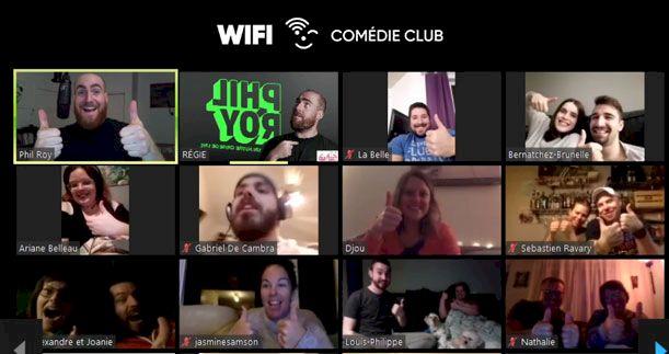 WiFi Comédie Club