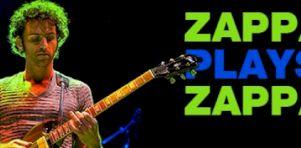 Zappa Plays Zappa au Québec en octobre 2013