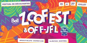 21 shows à voir au Zoofest 2015