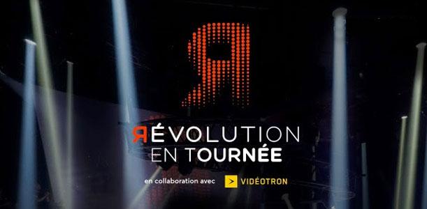 Révolution en Tournée