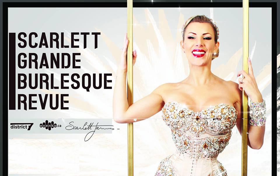 Scarlett James Grande Revue