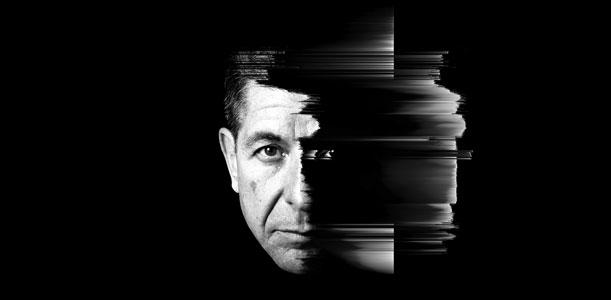 Série Hommage à Leonard Cohen