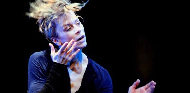 So Blue (Louise Lecavalier)