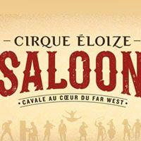 Le cirque Eloize | Saloon, spectacle endiablé