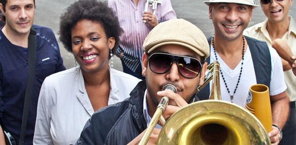 The Cuban Martinez Band