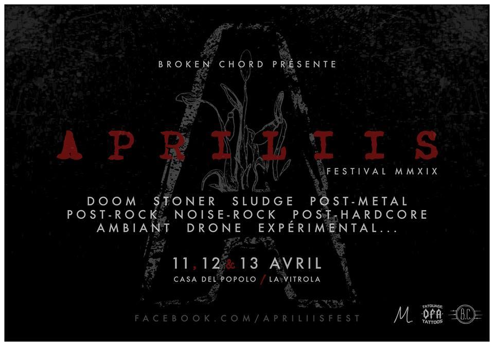 Apriliis Fest 2019