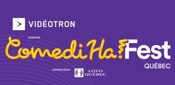 ComediHa! Fest Québec 2018