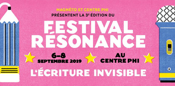 Festival Résonance 2019