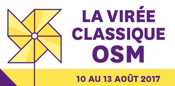 Virée Classique OSM 2017