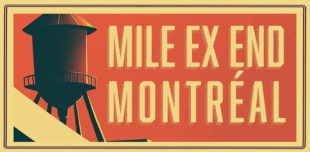 Mile Ex End Montréal 2018