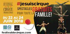 Festival de Cirque Vaudreuil-Dorion 2020