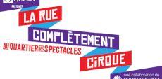 Montréal Complètement Cirque 2020