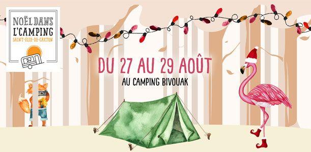 Noël dans l'camping