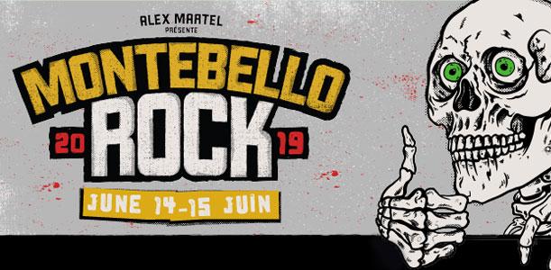 Montebello Rock 2019 (anciennement Rockfest)