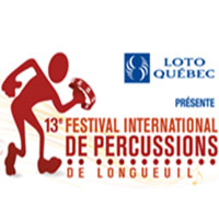 Festival International de percussions de Longueuil 2014