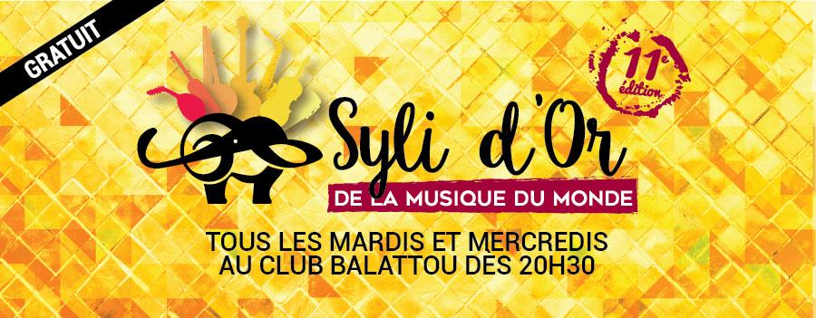 Syli d'Or de la musique du monde 2020