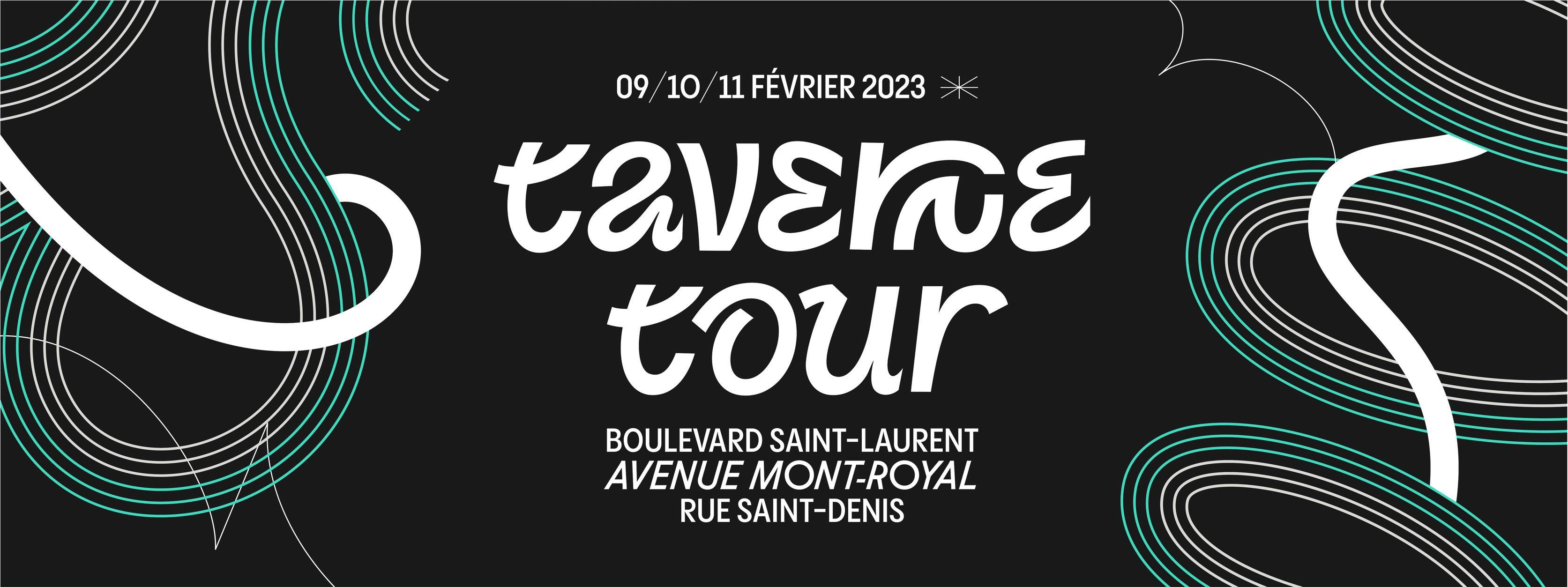 Taverne Tour 2020