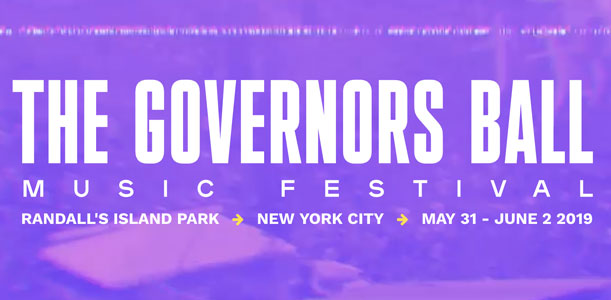 Governors Ball NYC 2019