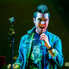 Dan Smith, de <a href='/artiste/bastille/' >Bastille</a>, photo par Catherine Rosa