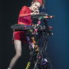 Grimes au Centre Bell pour le concert Global Citizen©Jeff Lambert