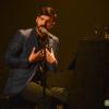 Damien Robitaille solo. Photo par M-A Mongrain