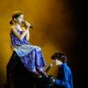 Simone Marchand et <a href='/artiste/thomas-brassard/' >ThomasBrassard</a>. Photo par Victor Diaz Lamich
