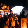 Jam autour du feu, avec Iemanjo! (Crédit photo : Melissa Gayle pour le Festival Wanderlust)