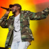Kendrick Lamar à Osheaga
