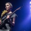 St. Vincent au Festival de Jazz de Montréal 2014. Photo de courtoisie par Marie-Claire Denis.